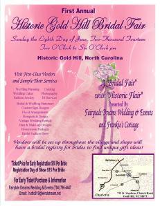 Bridal Fair 2014